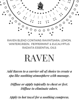Raven Class Display Card